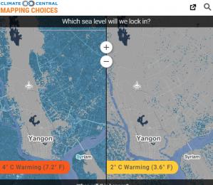 《汹涌的海洋:地图选择》
