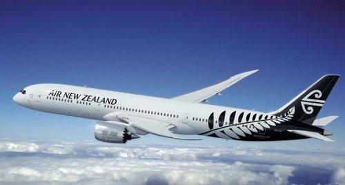 新西兰航空撤消了纹身禁令