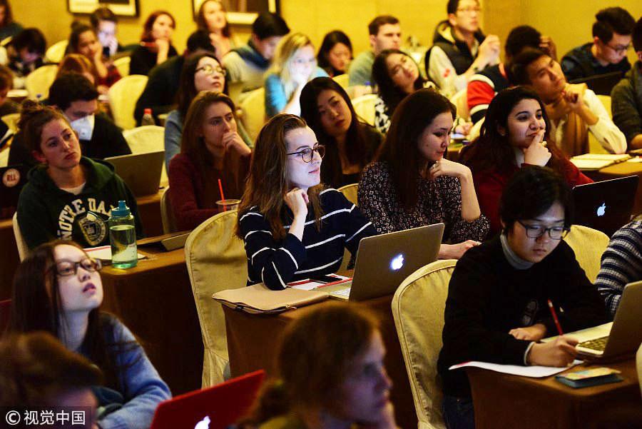 教育部:推进中外学生趋同化管理 对违规违纪留学生严肃处理