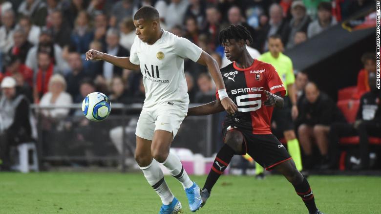 欧洲的下一代足球明星闪耀在整个欧洲大陆