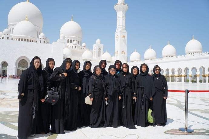 妇女占阿联酋航天部门的45%