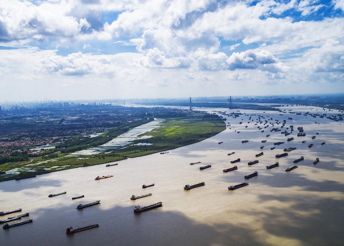 每日一词∣长江经济带 the Yangtze River Economic Belt