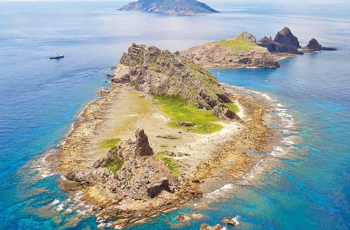 钓鱼岛的历史