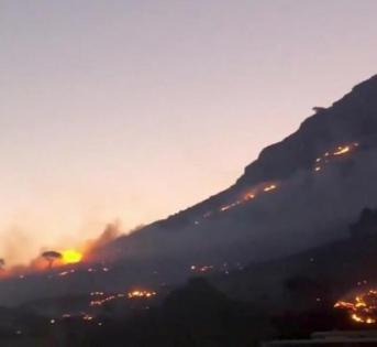 开普敦将迎来有史以来最严重的火灾季