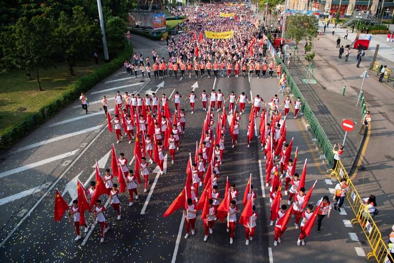 """每日一词∣爱国爱澳精神 the spirit of """"loving the motherland and loving Macao"""""""
