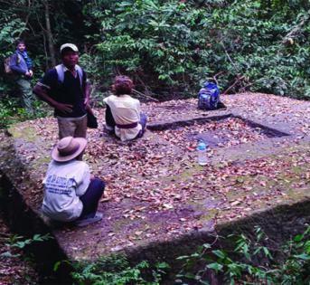 柬埔寨丛林中发现的神秘失落城市