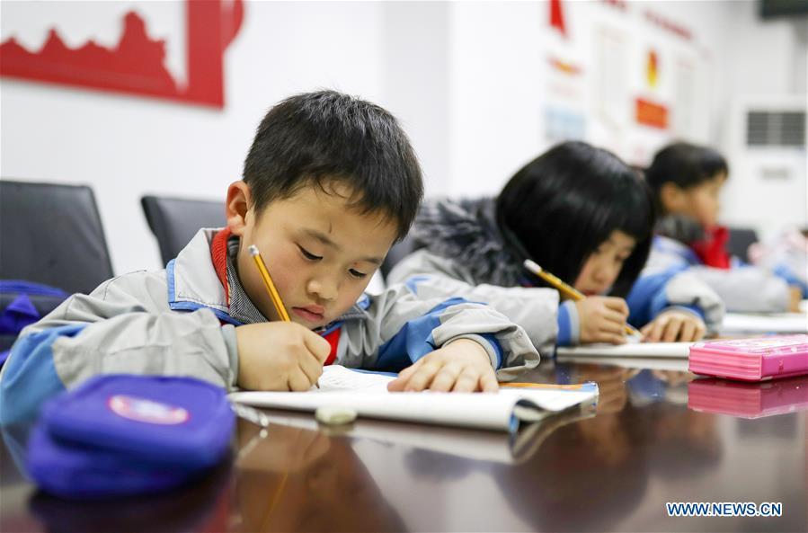 浙江减负新规:小学生晚9点后可以不做作业
