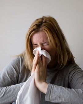 大多数人在生病时感到工作压力很大