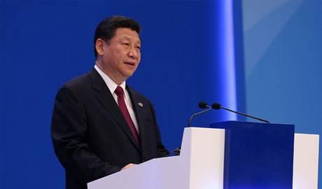 习近平在金砖国家领导人会议上的讲话
