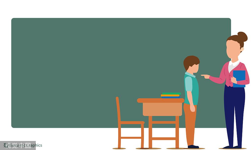 罚站、面壁……教育部拟明确教师惩戒权