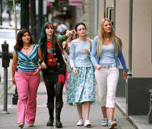 The Sisterhood of the Traveling Pants《牛仔裤的夏天》精讲之一