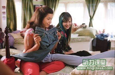 The Sisterhood of the Traveling Pants《牛仔裤的夏天》精讲之六