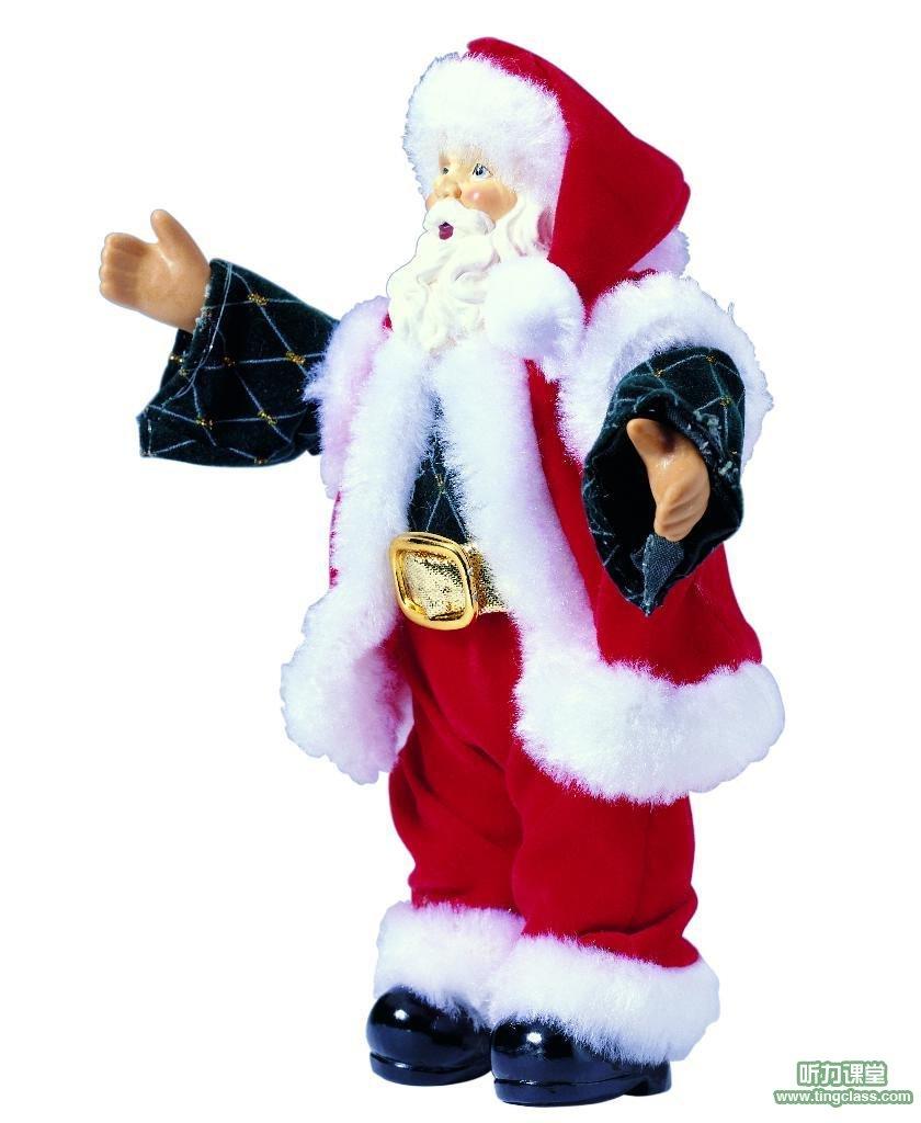 三年级英语作文:my+christmas